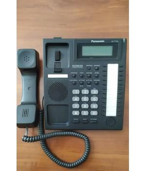 Системный телефон Panasonic KX-T7735UA-B Black