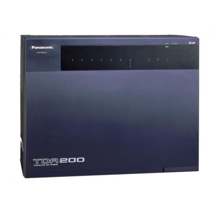 АТС Panasonic KX-TDA200 б/у