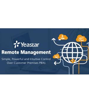 Remote Management для IP-АТС Yeastar