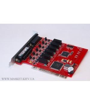 AMUR-PCI-E1-3/1 – запись потока PRI E1