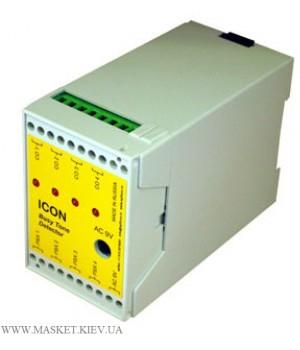 ICON BTD4 - детектор отбоя (4 канала, разрыв/переполюсовка линии, внешнее питание)