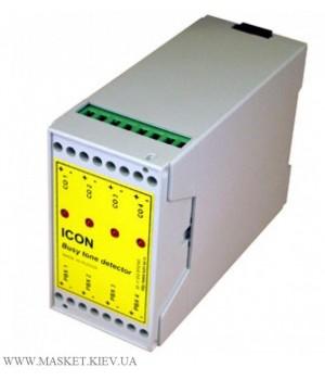 ICON BTD4А - детектор отбоя (4 канала, разрыв линии)