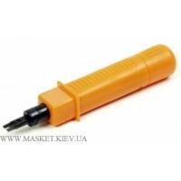 Инструмент HT-3140 для заделки кабеля c лезвием 110 типа,  Hanlong
