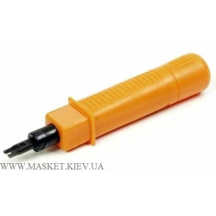 Инструмент HT-3140 для заделки кабеля c лезвием 110 типа
