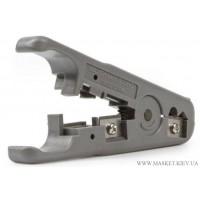 Инструмент для обрезки и зачистки кабеля