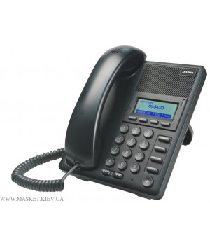 D-Link DPH-120S/F - проводной SIP-телефон