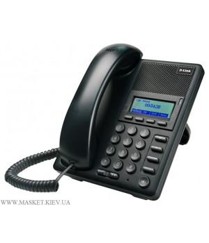 D-Link DPH-120SE/F - проводной SIP-телефон