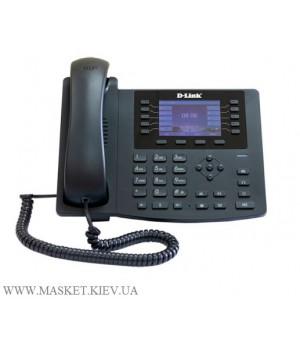 D-Link DPH-400SE/F5 - проводной SIP-телефон
