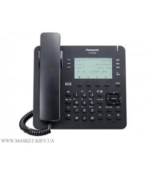 Panasonic KX-NT630RU-B - IP-телефон для АТС Panasonic KX-TDE/NCP/NS