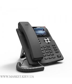 Fanvil X3G – проводной SIP-телефон