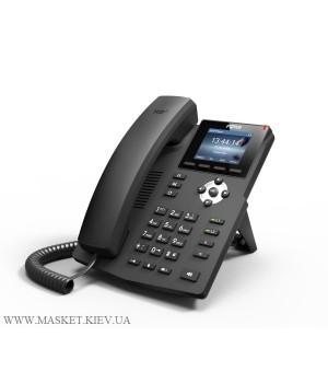 Fanvil X3SP – проводной SIP-телефон