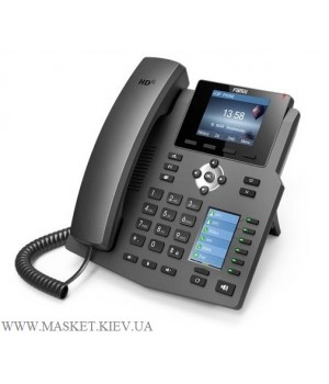 Fanvil X4G – проводной SIP-телефон