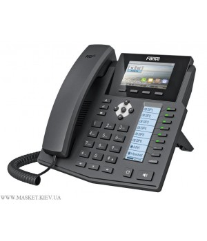Fanvil X5S – проводной SIP-телефон