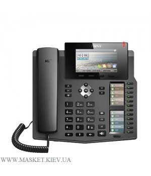 Fanvil X6 – проводной SIP-телефон