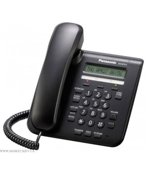 Panasonic KX-NT511ARUB - IP-телефон для АТС Panasonic KX-TDE/NCP/NS