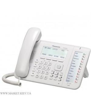 Panasonic KX-NT556RU - IP-телефон для АТС Panasonic KX-TDE/NCP/NS