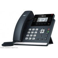 Yealink SIP-T42S - IP-телефон без блока питания