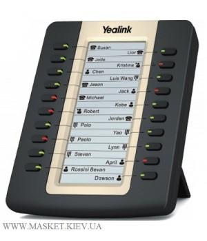 Yealink EXP20 - Модуль расширения c LCD-дисплеем