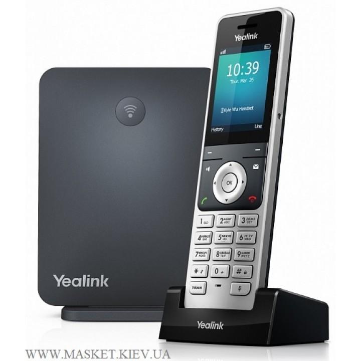 IP-DECT копмлект (база и трубка) Yealink W60P