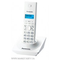 Радиотелефон Panasonic KX-TG1711UAW White