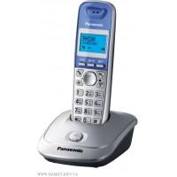 Радиотелефон Panasonic KX-TG2511UAS Silver