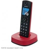 Радиотелефон Panasonic KX-TGC310UCR Black Red