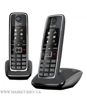 Gigaset C530 DUO Black - радиотелефон DECT