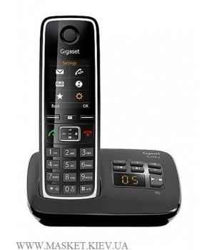 Gigaset C530A Black - радиотелефон DECT