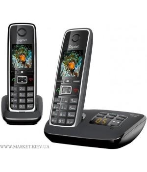 Gigaset C530A DUO Black - радиотелефон DECT