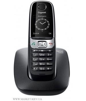 Gigaset C620 Black - радиотелефон DECT