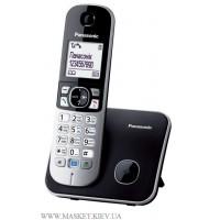 Радиотелефон Panasonic KX-TG6811UAB, Black