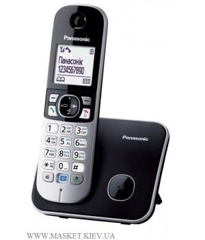 Panasonic KX-TG6811UAB - радиотелефон DECT