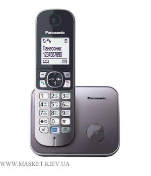Panasonic KX-TG6811UAM - радиотелефон DECT