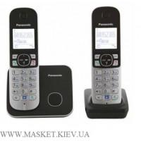 Радиотелефон Panasonic KX-TG6812UAB Black
