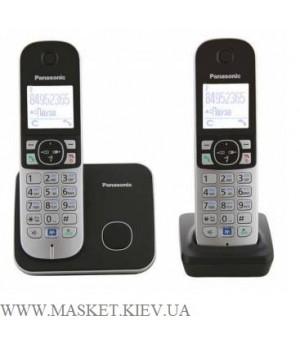 Panasonic KX-TG6812UAB - радиотелефон DECT