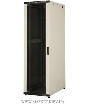 Шкаф напольный 20U 19'' 600х600 разборной