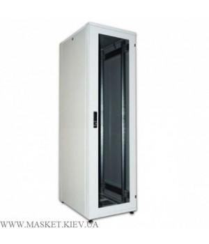 Шкаф напольный 25U 600х600 разборной