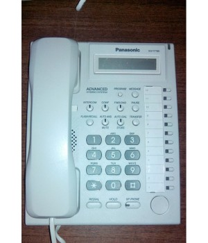 Panasonic KX-T7730 – системный телефон б/у