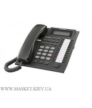 Panasonic KX-T7735UA-B - системный телефон