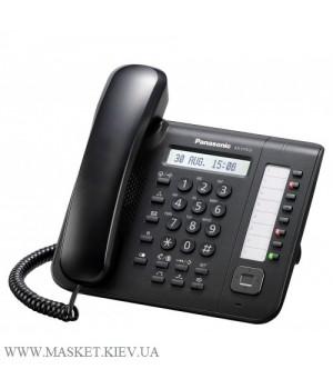 Panasonic KX-DT521RU-B - системный телефон