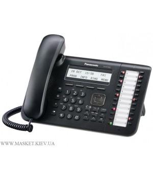 Panasonic KX-DT543RU-B - системный телефон