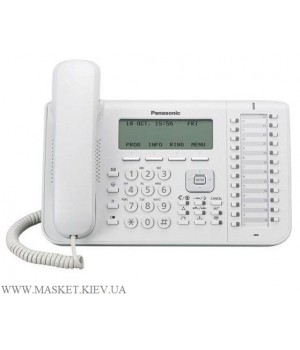 Panasonic KX-DT546RU - системный телефон