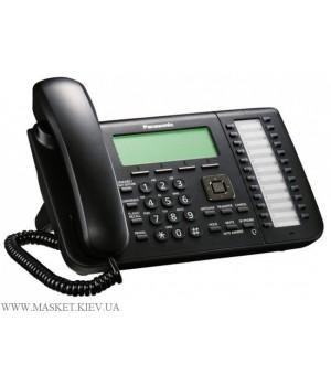 Panasonic KX-DT546RU-B - системный телефон