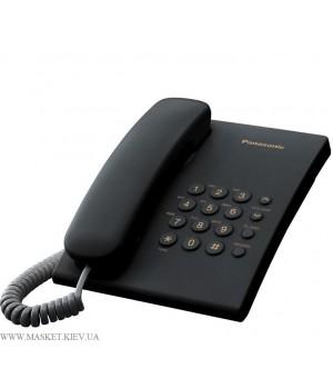 Panasonic KX-TS2350UAB Black – проводной телефон