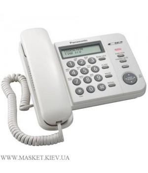 Panasonic KX-TS2356UAW – проводной телефон