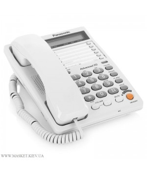 Panasonic KX-TS2365UAW – проводной телефон