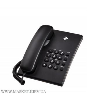2E AP-210 Black – проводной телефон