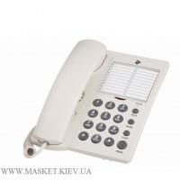 Проводной телефон 2E AP-310 Beige White
