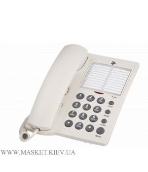 2E AP-310 Beige White– проводной телефон