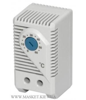 """Термостат для вентиляторных модулей в серверный шкаф 19"""""""